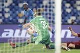 """Włoskie media po meczu Napoli - Legia. """"Twarda Legia z bramkarzem-koszmarem"""""""
