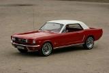 Zabytkowe pojazdy: Ford Mustang coupe V8 [ZDJĘCIA]