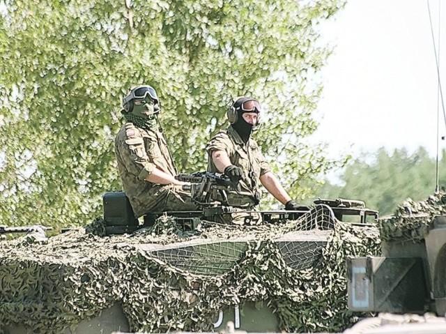 - Strzelanie z armaty to zawsze potężna dawka adrenaliny - mówią czołgiści