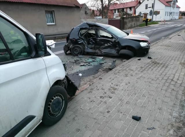 Wpadek na drodze krajowej nr 24 w KamionnieZobacz: Tragiczny początek kwietnia