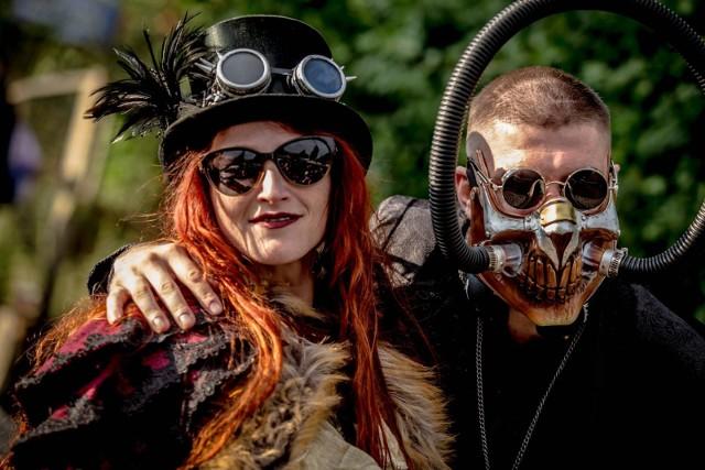 Lipiec 2019, festiwal muzyki gotyckiej Castle Party w Bolkowie