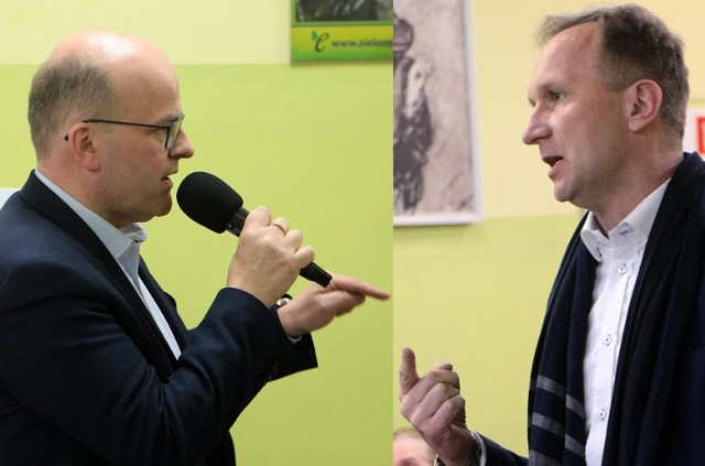 Od dawna na linii prezydent Grudziądza - prezes Stali, Zenon Różycki iskrzy.