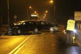 Wypadek pod Środą Śląską. Cztery osoby ranne [ZDJĘCIA]