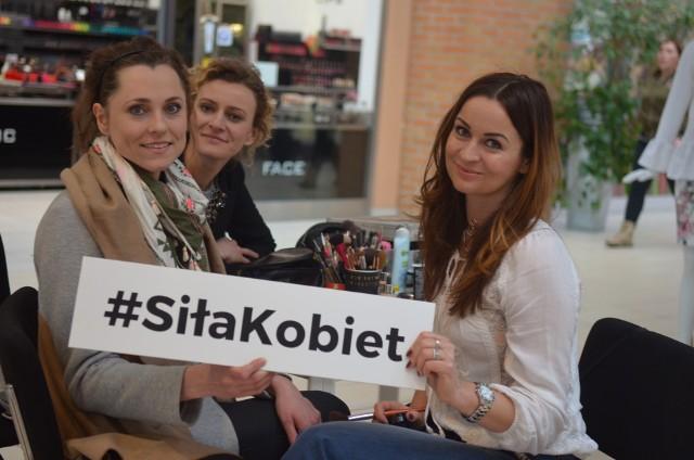 Wśród wystawczyń była m.in. Monika Kowalska, stylistka Askany.