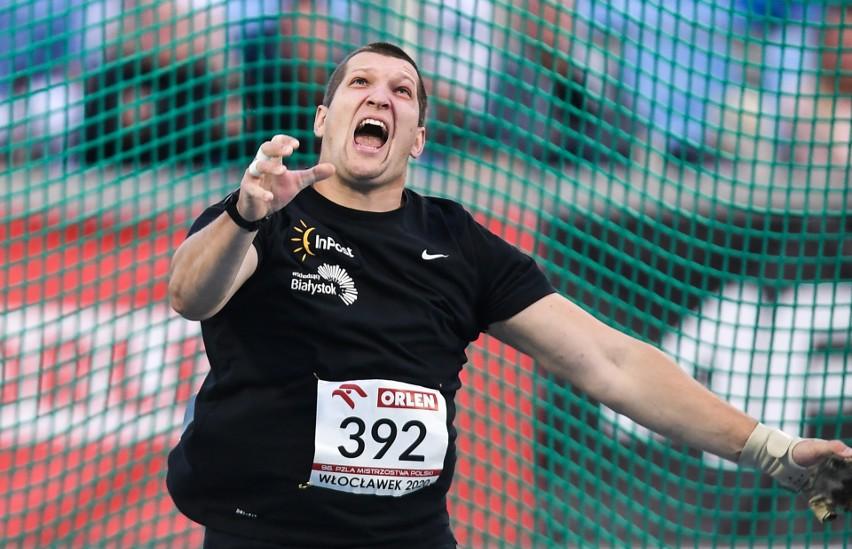 Wojciech Nowicki w świetnym stylu wygrał mistrzostwo Polski w rzucie młotem. Zawodnik InPost Athletic Team pokonał czterokrotnego mistrza świata Pawła Fajdka o półtora metra
