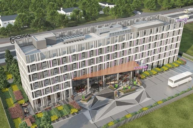 Do końca przyszłego roku tuż obok lotniska Ławica ma powstać hotel należący do sieci Marriott International.Przejdź do kolejnego zdjęcia --->