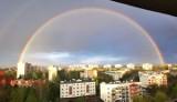 Cudowna tęcza nad Lublinem. Zobacz zdjęcia naszych Czytelników
