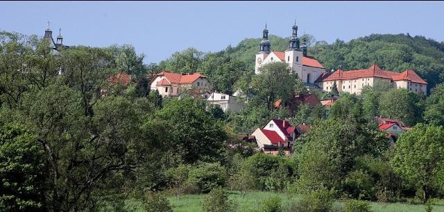 Klasztor w Kalwarii Zebrzydowskiej