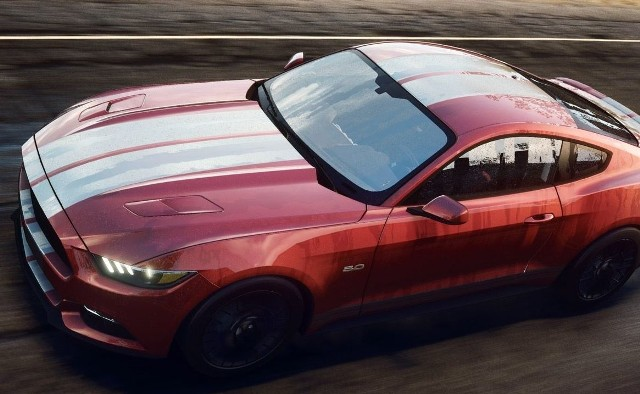 Need for Speed RivalsNeed for Speed Rivals i nowy Ford Mustang