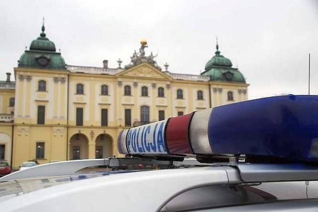 Konflikt w policji. Komenda wojewódzka vs. drogówka.