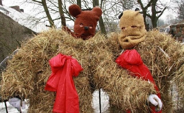 Bery to lokalna tradycja wsi. W przyszłym roku jej mieszkańcy będą fetować jubileusz 750-lecia.