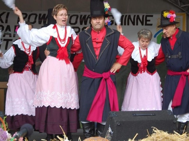 Zespół Pałuki z Kcyni wystąpi podczas dożynek w Dziewierzewie