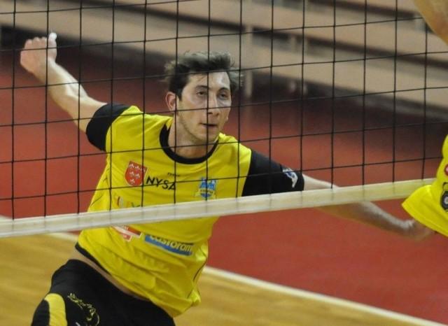 Dawid Bułkowski został wybrany MVP meczu.