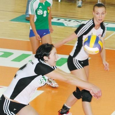 W Mielcu najlepiej w naszym zespole zagrała atakująca Izabela Żebrowska