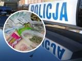Diler z Inowrocławia wpadł w ręce policjantów. Miał marihuanę i tabletki extasy. Co jeszcze zabezpieczono? [zdjęcia]