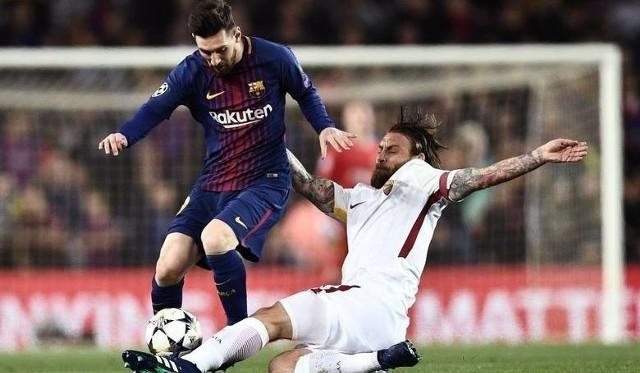 ROMA - BARCELONA 3:0 [BRAMKI]. Sensacja! Barcelona odpada z Ligi Mistrzów [BRAMKI, gole, skrót meczu, YOUTUBE]