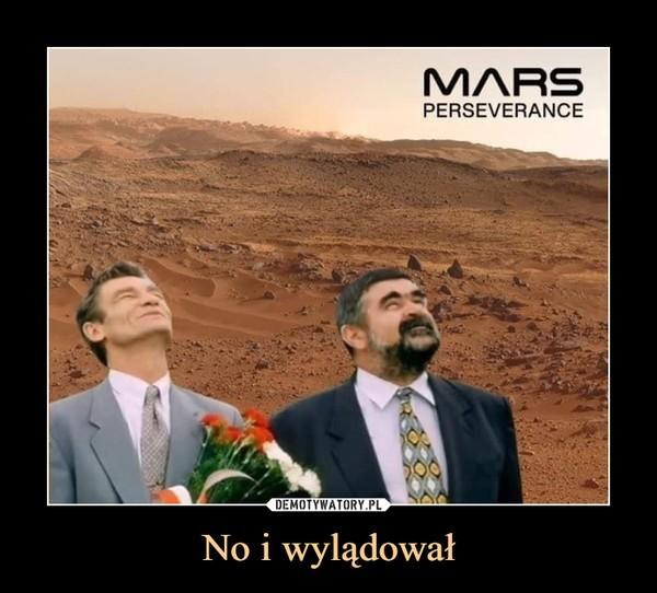 Na Marsie jest życie, polscy politycy byli tam przed łazikiem Perseverance. Zobaczcie najlepsze MEMY. Zobacz na kolejnych slajdach, posługując się klawiszami strzałek, myszką lub gestami >>>