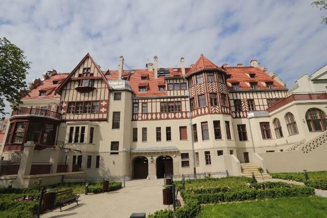 Pałac Steinertów będzie jednym ze zwiedzanych wirtualnie obiektów.