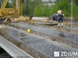 Budują nowy most Żernicki. Kierowcy jeżdżą tymczasową przeprawą [ZDJĘCIA]