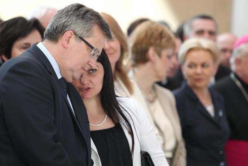 Prezydent Komorowski na Podkarpaciu...