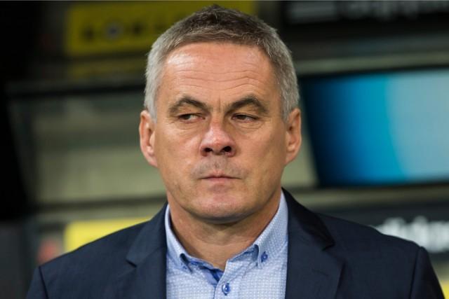 Jacek Zieliński, trener Cracovii
