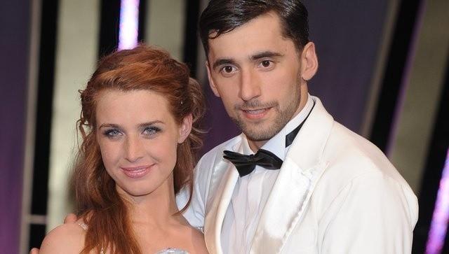 Julia Kamińska i Rafał Maserak