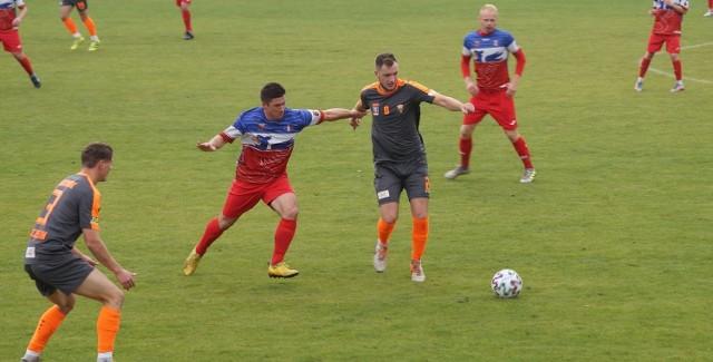 Hutnik uratował remis z Darłovią w doliczonym czasie gry.