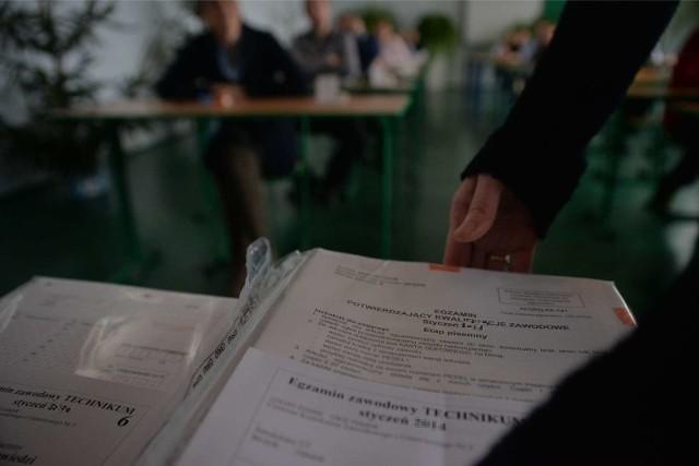 Egzamin zawodowy 2020. Arkusze, pytania i odpowiedzi