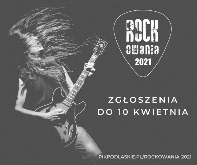 Już dziś można wysyłać zgłoszenia do szóstej edycji przeglądu zespołów muzycznych Rockowania 2021.