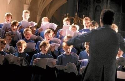 Trinity Boys Choir zachwycił publiczność FOT. ANDRZEJ BANAŚ