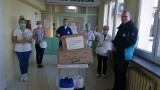 Stowarzyszenie Dzięki Wam podsumowało zbiórkę dla bydgoskich szpitali