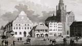 Rynek Staromiejski w Stargardzie na zdjęciach teraz i dawniej. Podróż w czasie do roku 1839!
