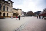 Pustki w Krynicy, dzień przed zimowymi feriami w covidowej pandemii [GALERIA]