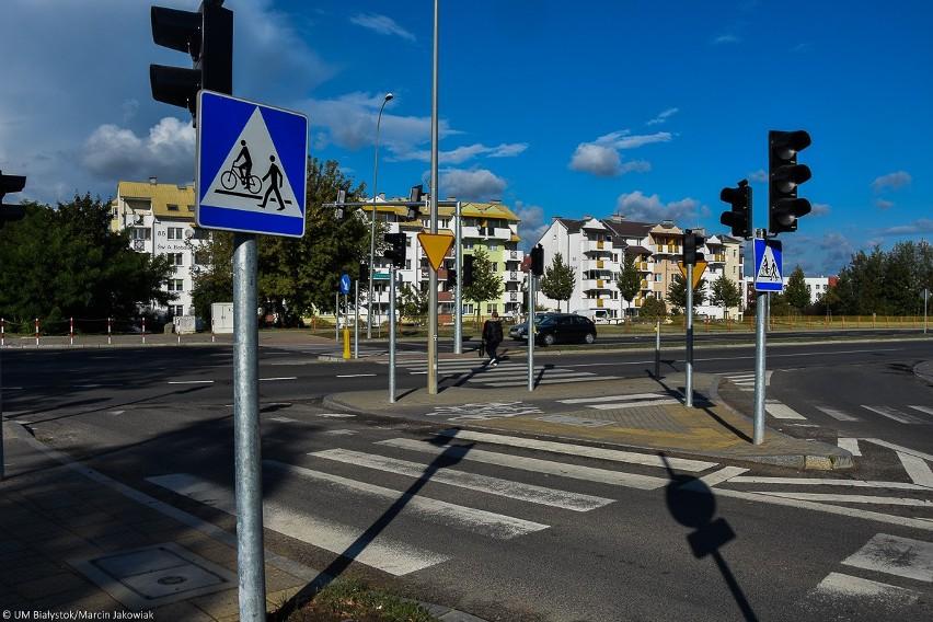 Na skrzyżowaniu ulic ks. J. Popiełuszki i św. A. Boboli...