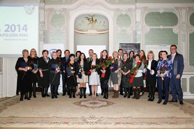 Nasi ubiegłoroczni laureaci podczas uroczystej Gali w Pałacu Branickich. Także w tym roku będziemy gościć w tym miejscu naszych kandydatów i laureatów plebiscytu.