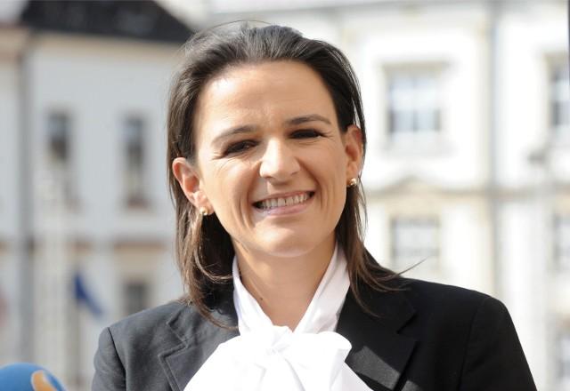 Marta Niewczas: prezydent Rzeszowa powinien być gospodarzem, który ma w sercu problemy i oczekiwania mieszkańców miasta. Jest w końcu za Rzeszów odpowiedzialny.