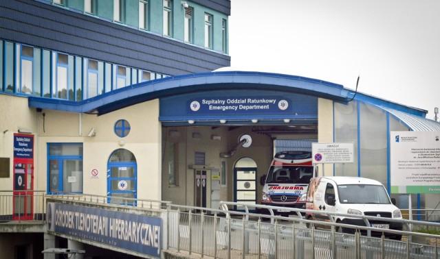 SOR w szpitalu przy Borowskiej