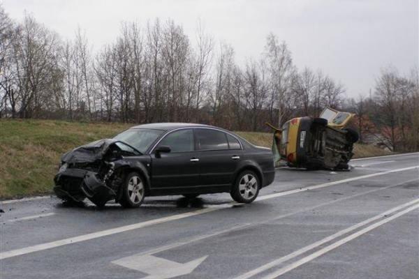 Do tragedii doszło dziś o godzinie 12.25 na obwodnicy Paczkowa.