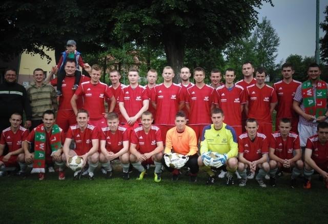 Piłkarze Sawy II Sonina otrzymali najwięcej głosów w I rundzie.