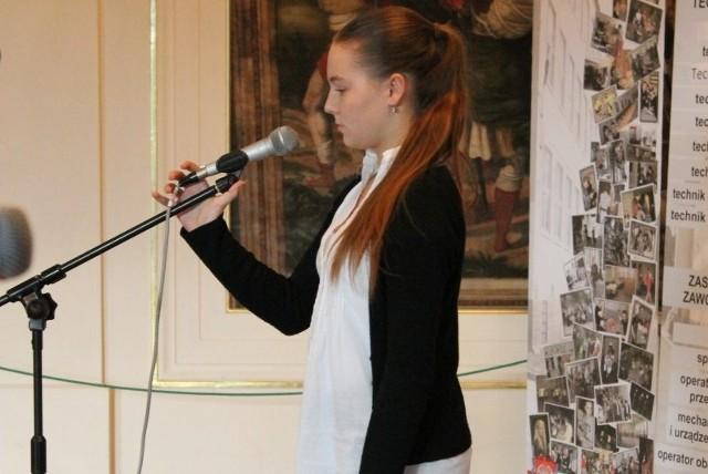 Wśród gimnazjalistów wyróżnienie otrzymała m. in. Magdalena Lewoniec z Zespołu Szkół nr 2 z Oddziałami Integracyjnymi.