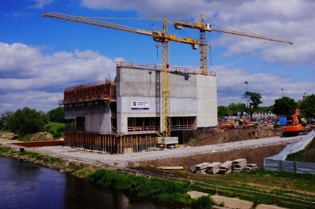 U nas spółki mają po mistrzostwach między innymi dokończyć budowę Interaktywnego Centrum Ostrowa Tumskiego