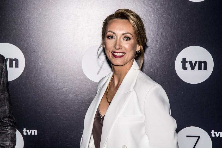 Anna Kalczyńska to najpopularniejsza dziennikarka stacji...