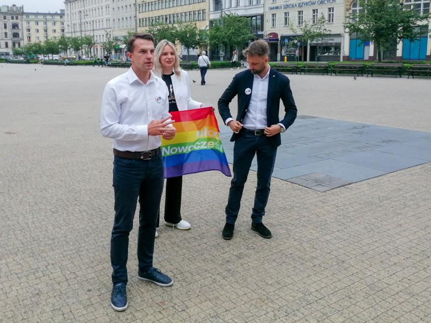 Nowoczesna deklaruje solidarność ze społecznością LGBT+. W...