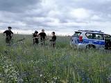 Policjanci na rowerach i nad jeziorami (ZDJĘCIA)