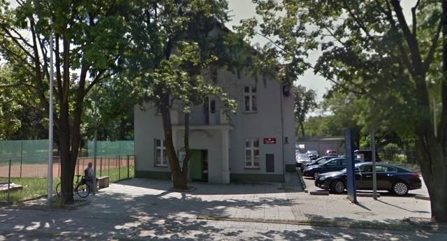 Komisariat Policji przy ulicy Kiełczowskiej