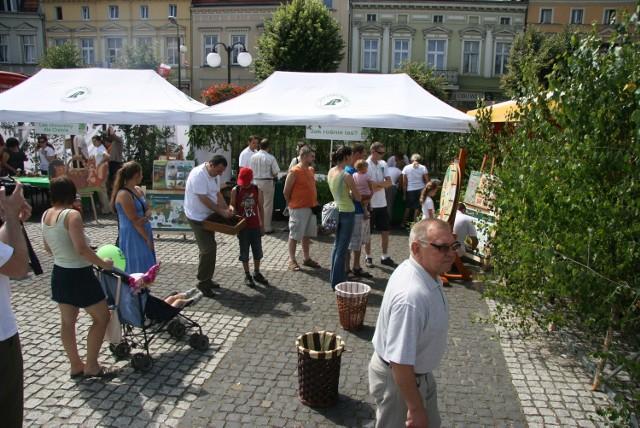 Festyn Lasom Przyjazny w ubiegły roku