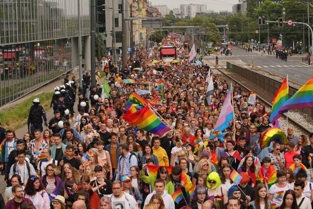 W sobotę ulicami Łodzi przejdzie Marsz Równości.