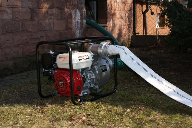 Wypompowywanie wodyJak poradzić sobie z podtopieniami podczas wiosennych roztopów