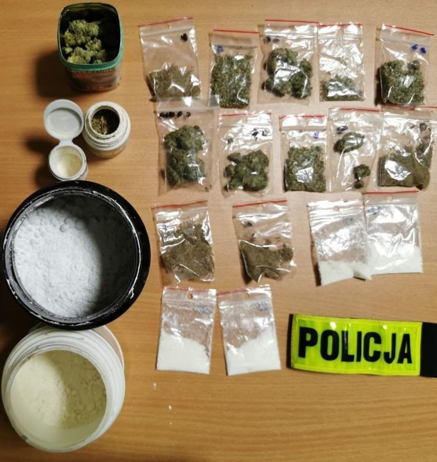 Gdańsk Osowa: W altanie na działce przechowywał narkotyki, trafił do aresztu