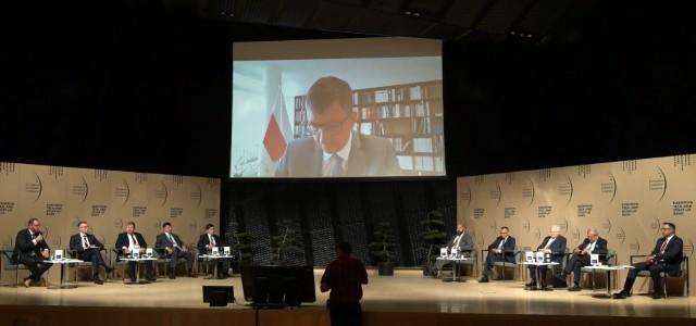 """""""Górnictwo – transformacja pod presją"""" - to jeden z tematów ostatniego - trzeciego dnia Europejskiego Kongresu Gospodarczego w Katowicach."""